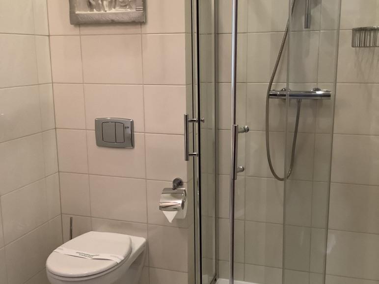 Łazienka w pokoju typu Comfort