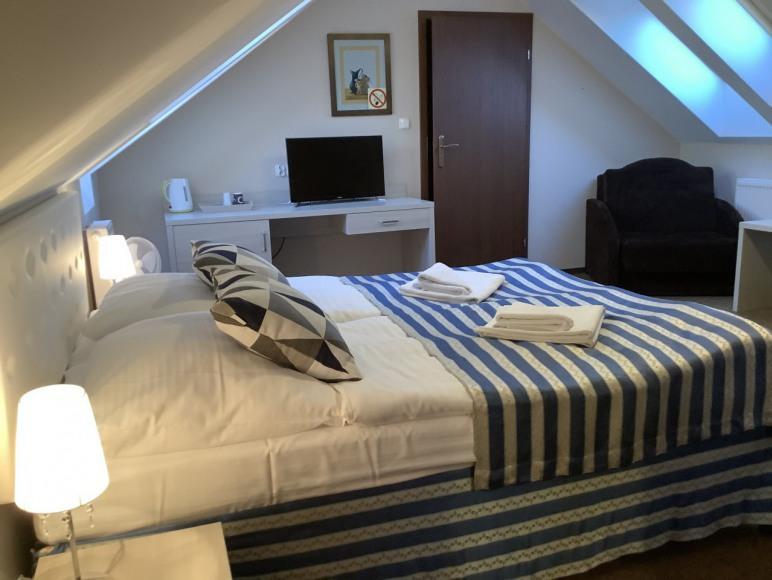 Pokój typu Comfort z łazienka z wanną