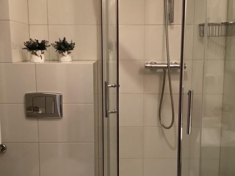 Łazienka w pokoju typu Standard