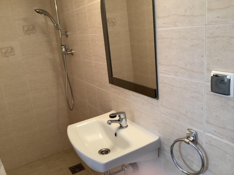 Łazienka w pokoju typu Studio Kajki