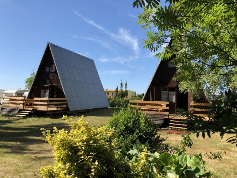 domki 6 osobowe- ośrodek Pod lasem
