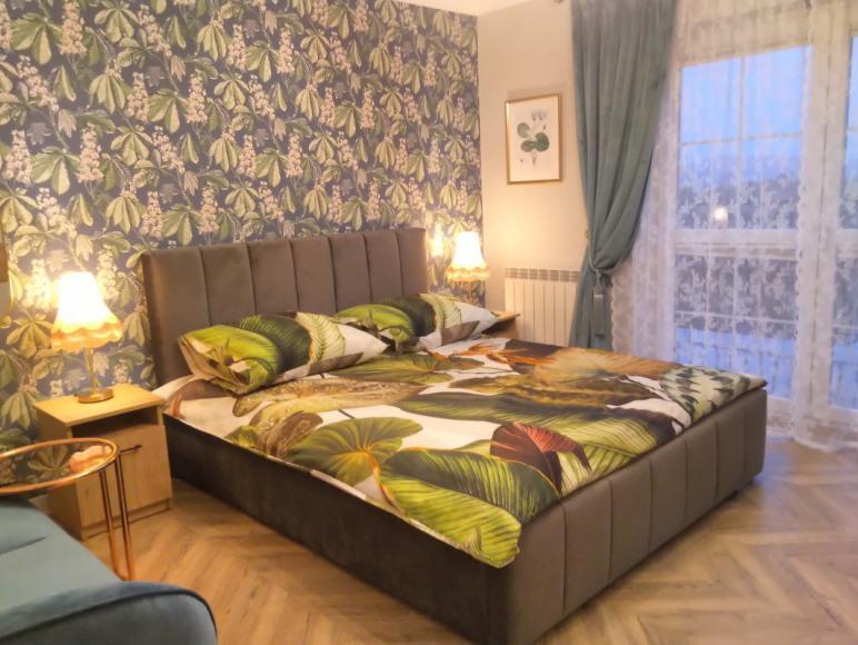 Pokój nr 4 z balkonem