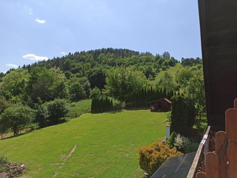Widok z balkonu - druga strona