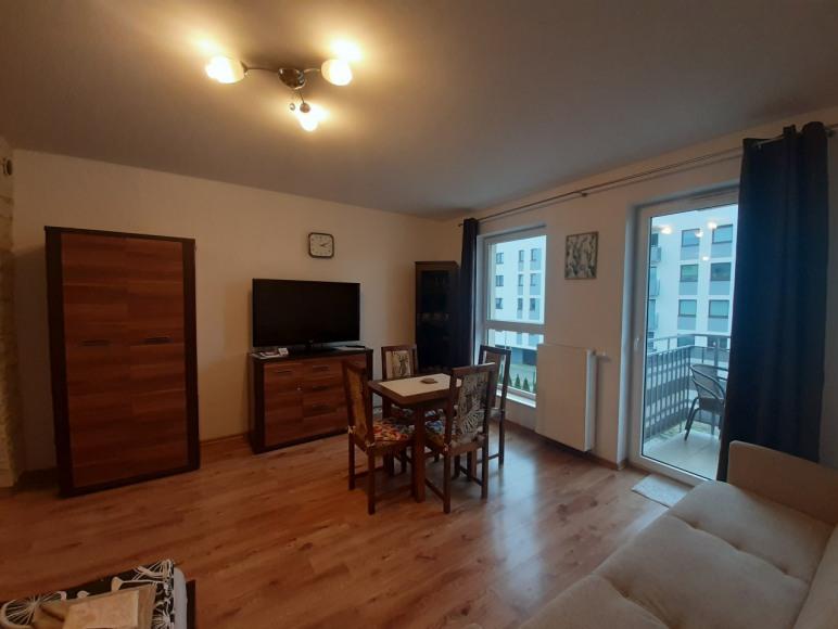 Apartamenty Aleksandry - kawalerki Lechicka