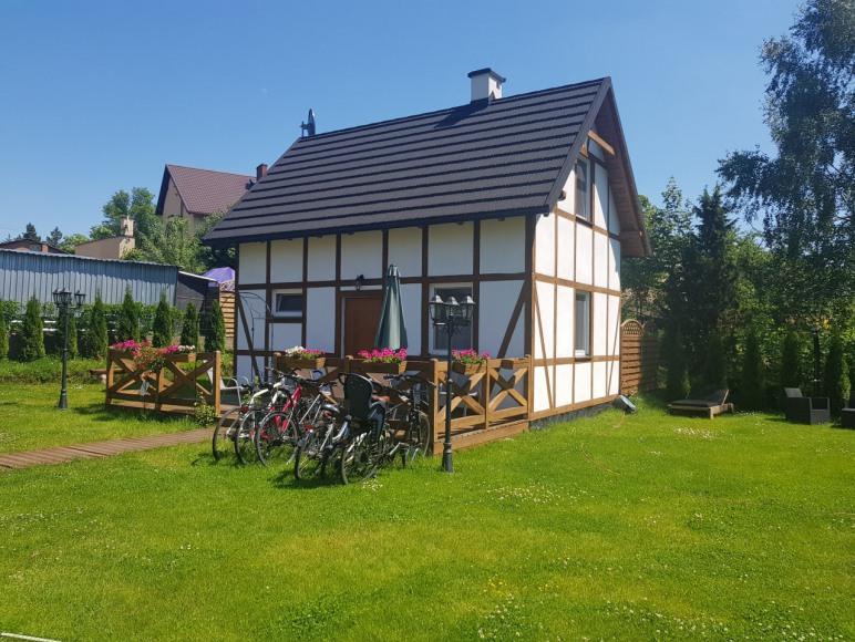 Chata nad Rzeką