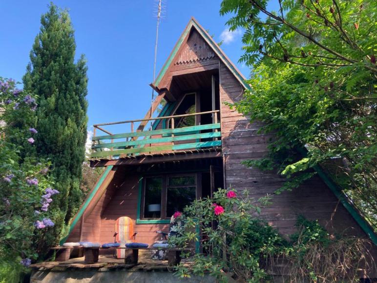 Domek - taras - balkon