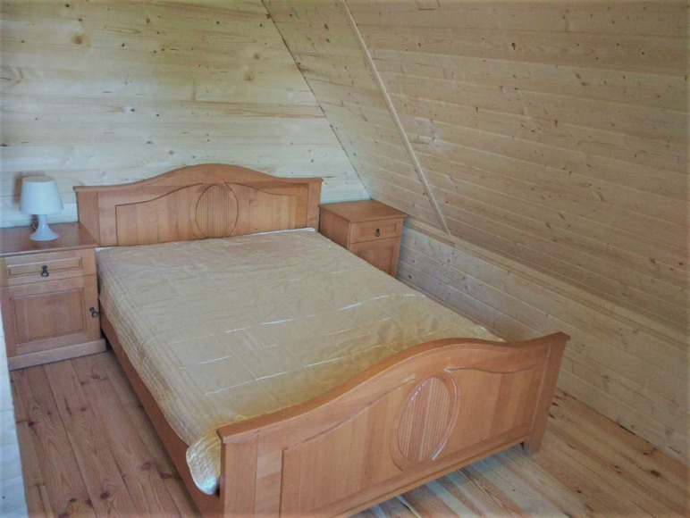 1 sypialnia domek 1