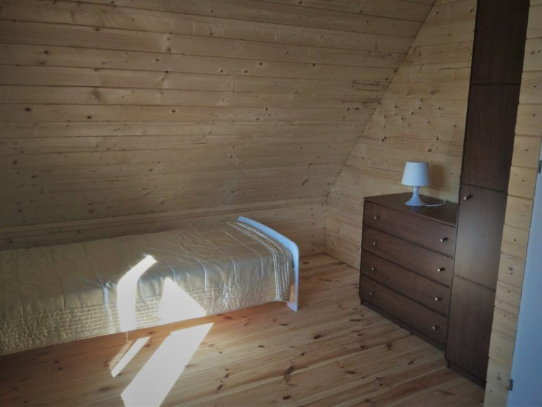 2 sypialnia domek 1