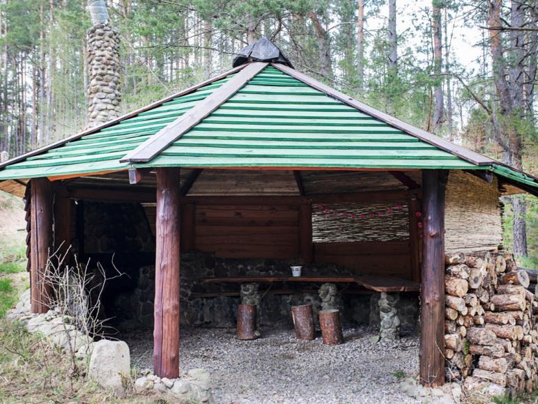 Domki z basenami Kaszuby Ostrowite Leśna Dolina
