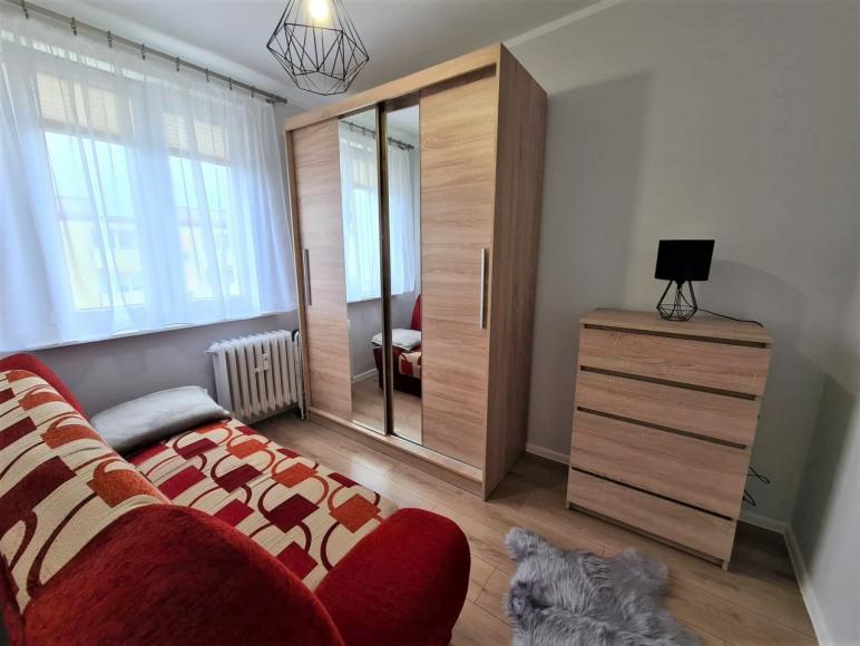 Komfortowe mieszkanie w centrum, Grunwaldzka 4