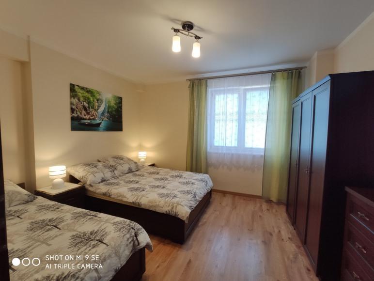 Apartament New - sypialnia