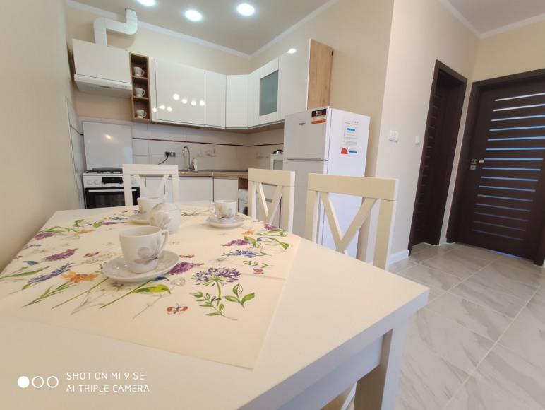 Apartament New - kuchnia