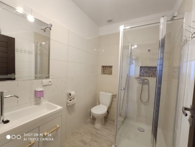 Apartament New - łazienka