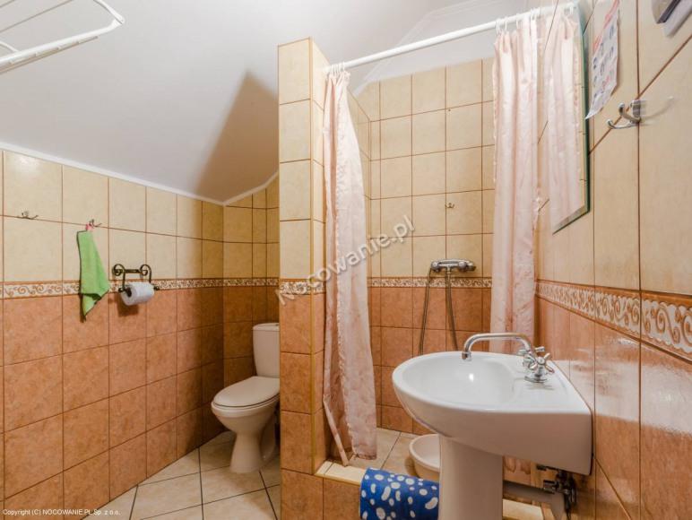 Łazienka pokój nr 4A