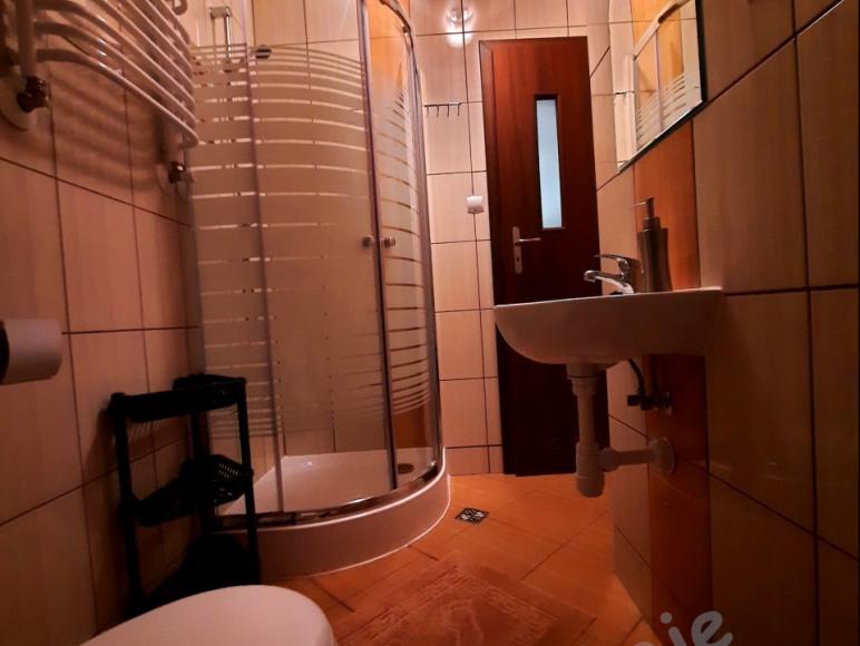 Łazienka korytarz