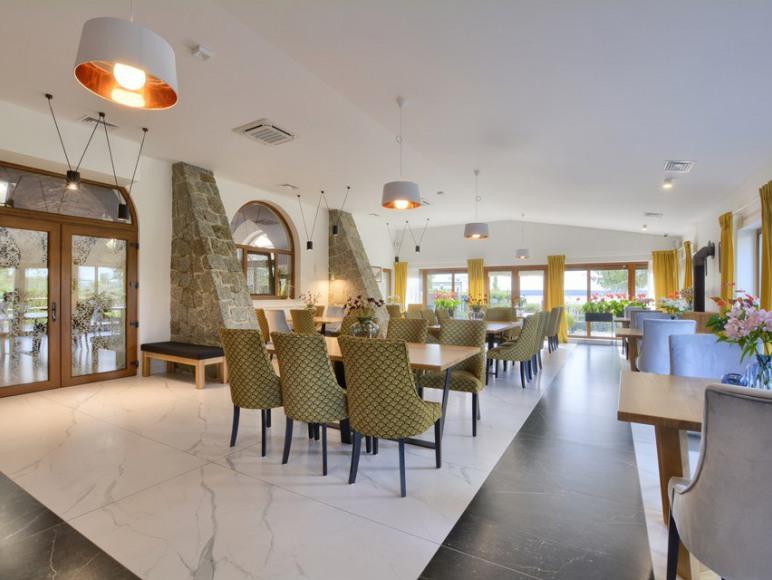 Restauracja - druga sala