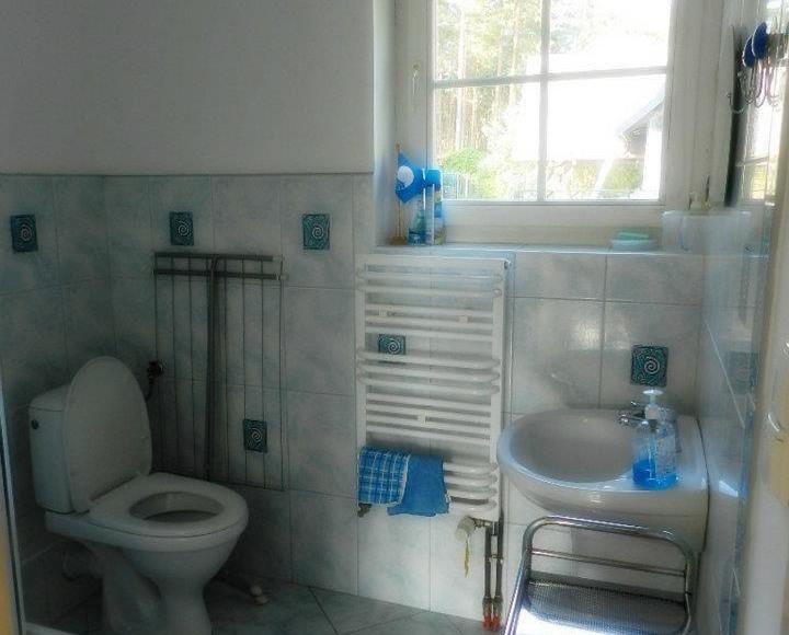 Łazienka w Morskim