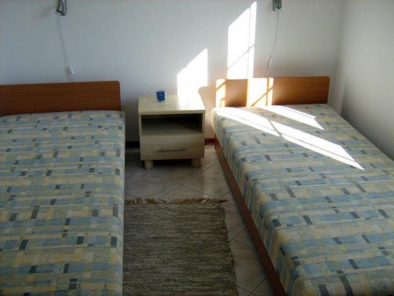 Sypialnia w Morskim
