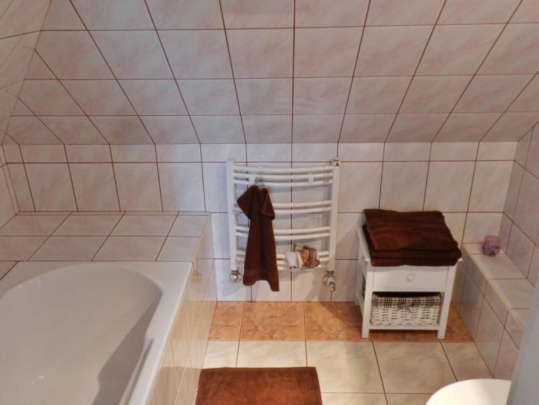 Łazienka w Lawendowym