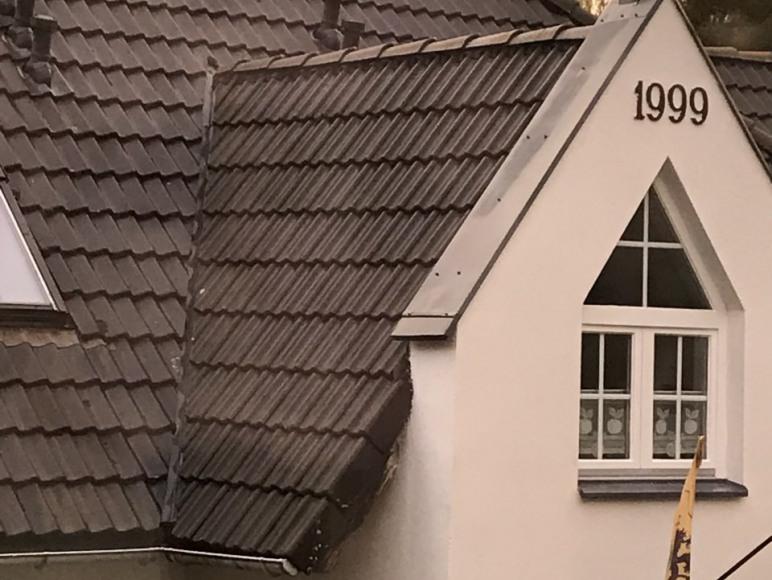 Kur na dachu