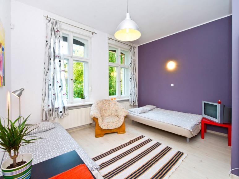 Apartament Anders z Dużym Ogrodem w Centrum Sopotu