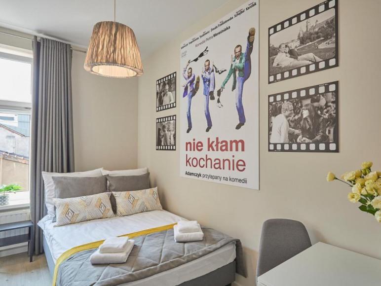 Apartamenty Floriańska 32 Kraków by Pi Apartments