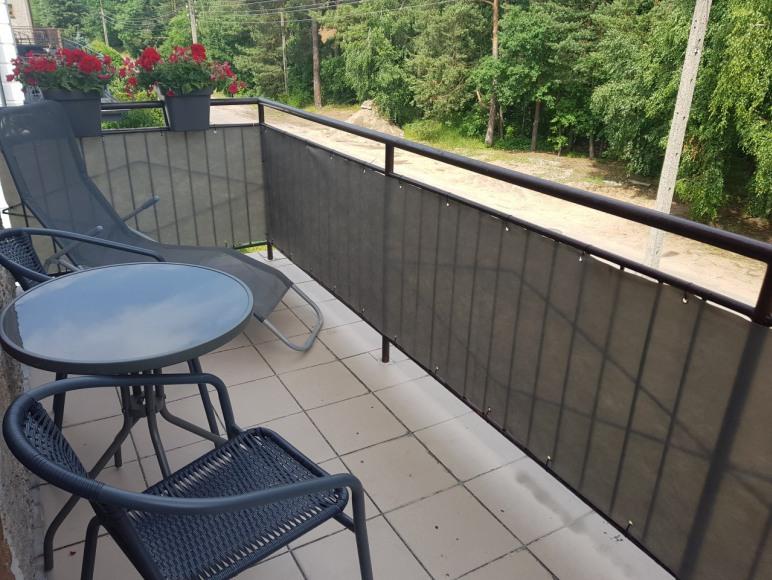 Augustów noclegi pokoje z łazienkami, balkonem