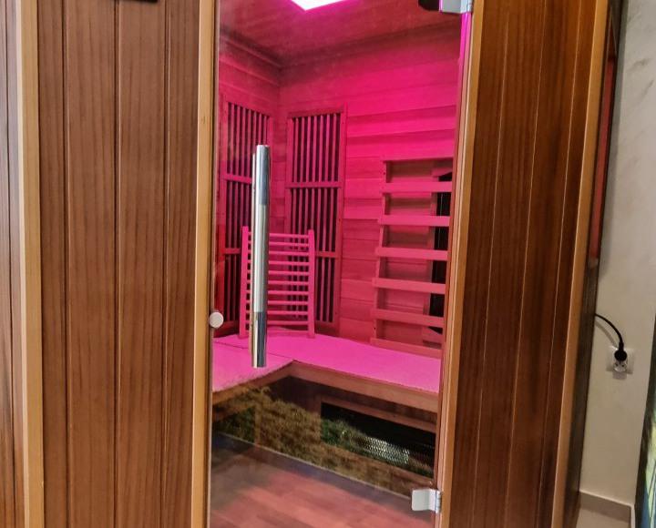 Sauna Infrared