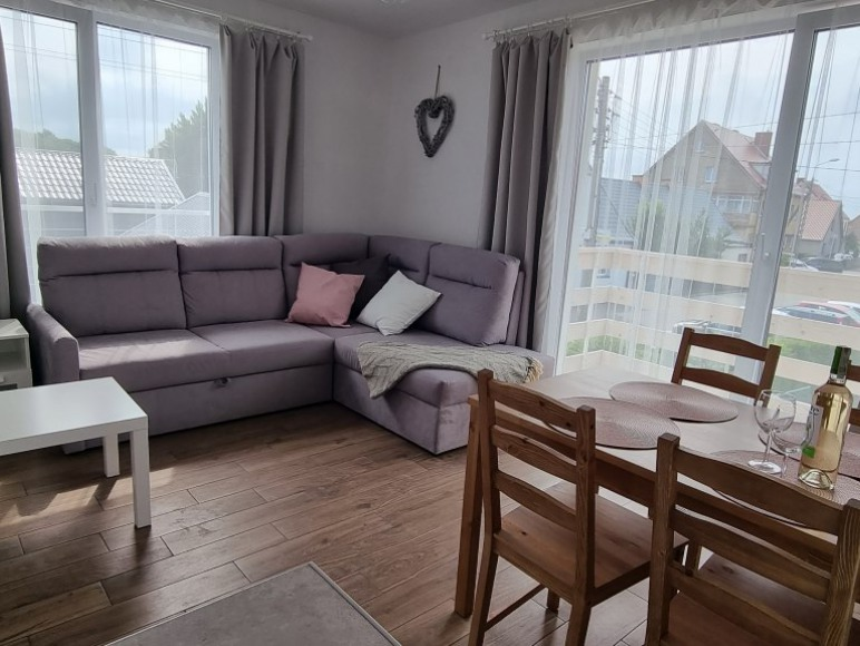 Nowe apartamenty na Helu