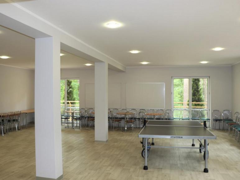 Sala do dyspozycji gości