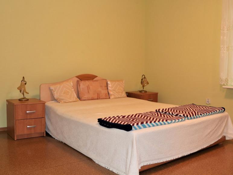 Apartament, część sypialna