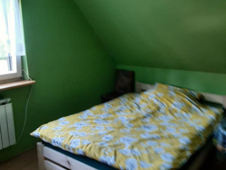 Podwójne łóżko nr 1