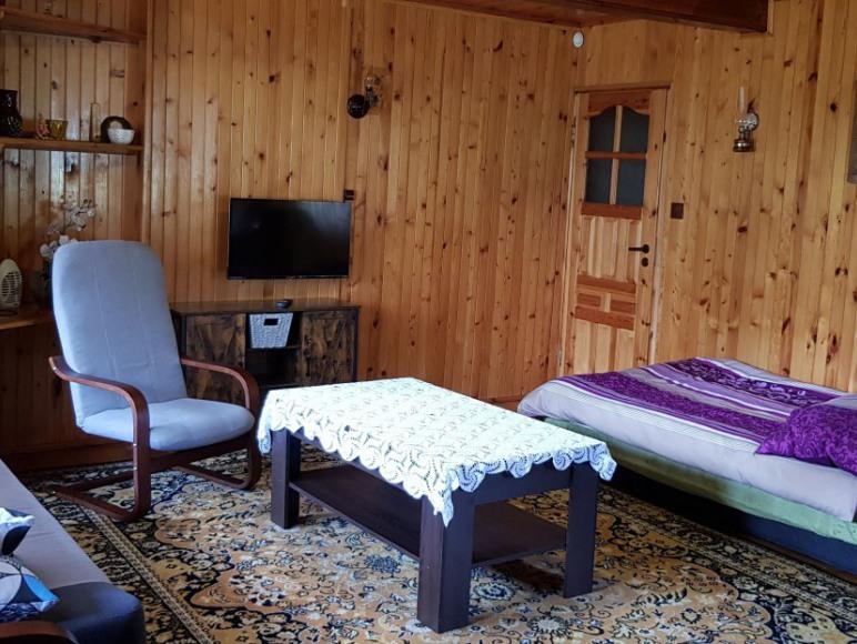 Salon domek 1