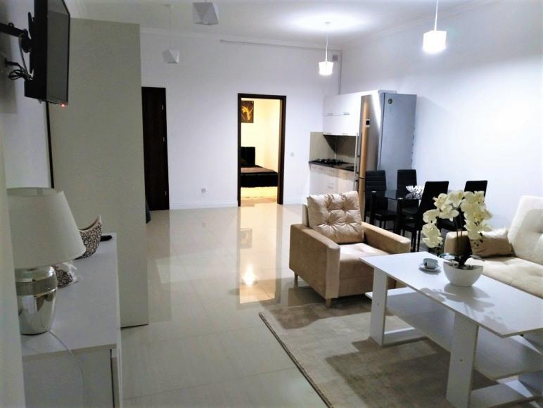 apartament w centrum Buska, noclegi