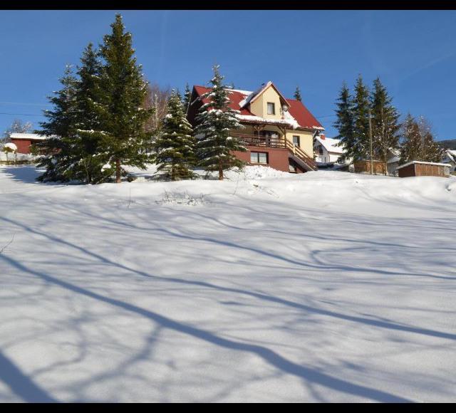 Dom na Mosornym Groniu