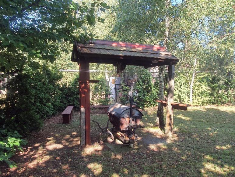 Drewniany Domek do wynajęcia