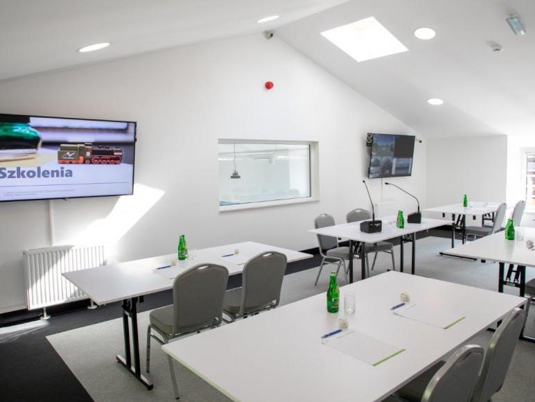 Ośrodek Konferencyjno-Szkoleniowy Zacisze