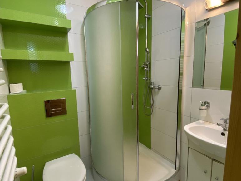 Pokój nr 13 - łazienka