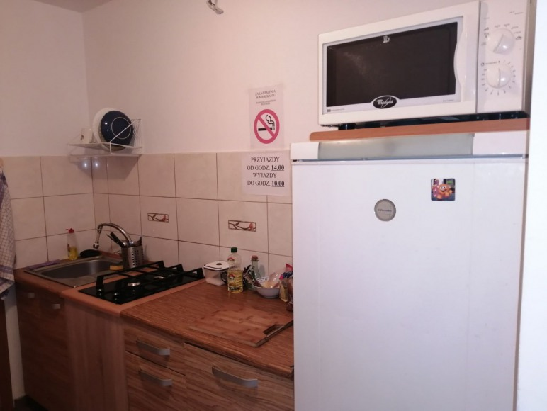 kuchnia do pokoi 1,2,3
