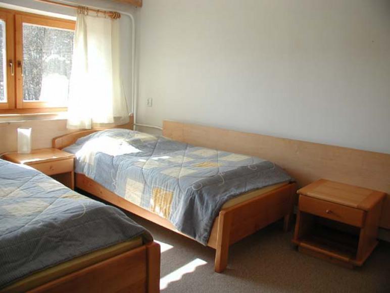 jedna z sypialni