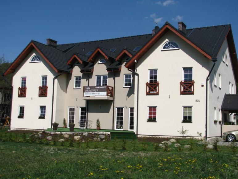 Apartamenty Villa Montania
