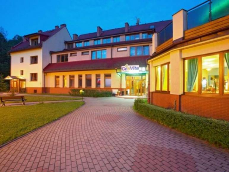 Centrum Konferencji i Rekreacji Geovita w Jugowicach