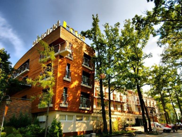 Hotel Mościcki **** resort& Conference