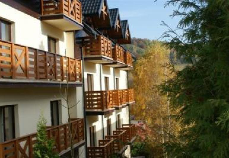 pokoje z balkonami