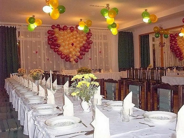 Sala restauracyjna.