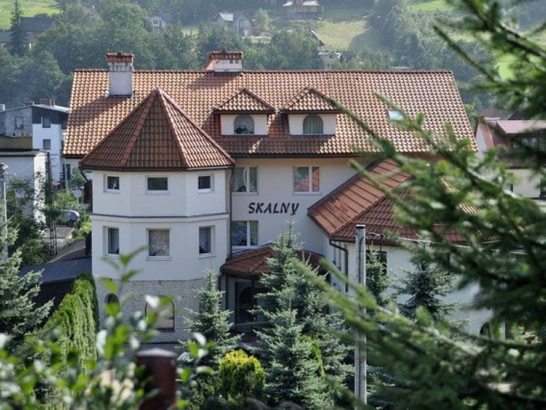 Hotelik Skalny
