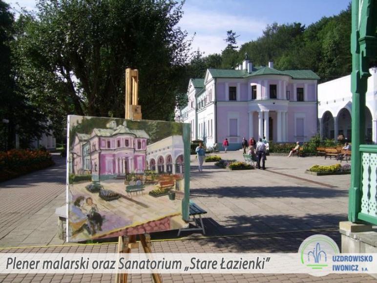 Stare Łazienki