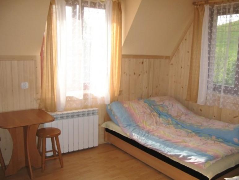 pokój 3-osobowy z dostawką