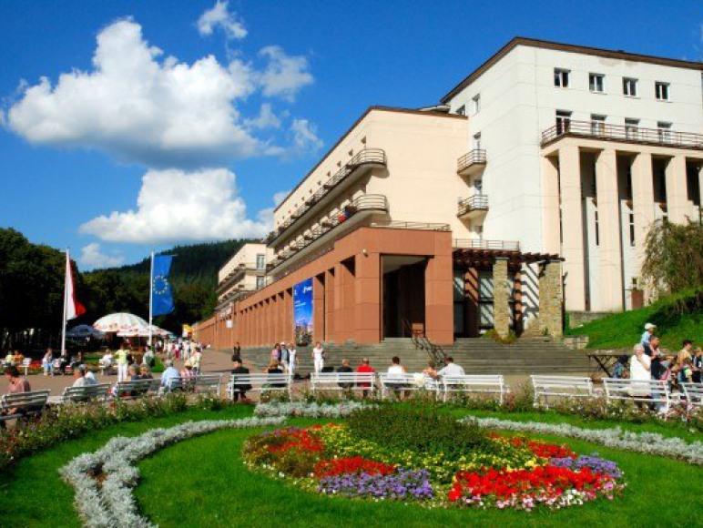 Sanatorium Nowy Dom Zdrojowy