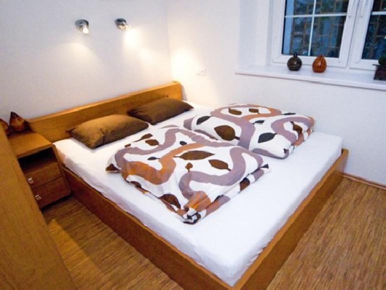 Pokój z łóżkiem dwuosobowym